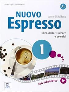 写真4:イタリア語教材