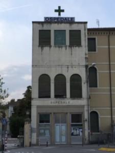 写真1:Ospedale Civile Mirano
